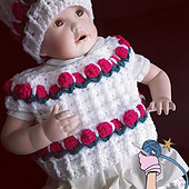 With_love_flower_garden_baby_sweater_small_best_fit