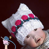 With_love_flower_garden_baby_hat_small_best_fit