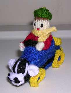 Ravelry: Jean Greenhowe Knitted Toys - patterns