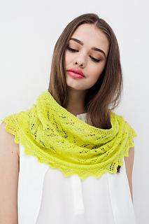 db005 lace edged cowl - Fantastisch Bder Ideen 2015