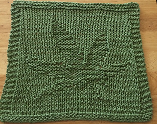Pot Leaf Knitting Pattern : Ravelry: Cannabis (Pot Leaf) pattern by Lisa Millan