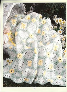 Ravelry Garden Granny Pattern By Tammy Kreimeyer
