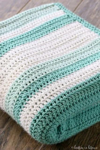 Ravelry Easy All Double Crochet Afghan Pattern By Kristine Underwood