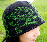 Gryphondor-hat---black-and-green_small_best_fit