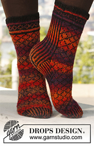 Ravelry 143 21 Hot Sunset Pattern By Drops Design