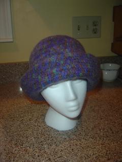 Ravelry Felted Roll Brim Hat Pattern By Suzetta Williams