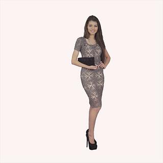 Ravelry Plus Size Sexy Dress Pattern By Nadia Druzinina