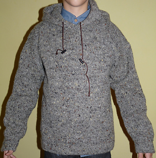 3f7cfc4e4 Ravelry  His Favorite Hoodie pattern by Shannon Mullett-Bowlsby