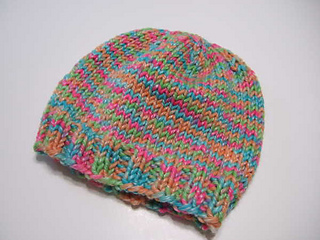 a0fa7db59 Ravelry: Basic Bulky Beanie Hat pattern by Heather Tucker