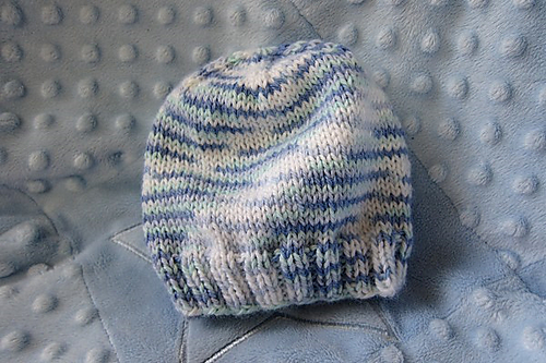 Ravelry Basic Baby Hat Pattern By Heather Tucker Mesmerizing Simple Knit Hat Pattern