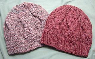 patterns   Mama s Stitchery Projects.   Mock Aran Mens Hat 585584937ce