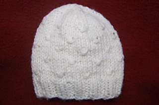 a4e1004bf Ravelry: Wrapped Stitches Baby Hat pattern by Heather Tucker