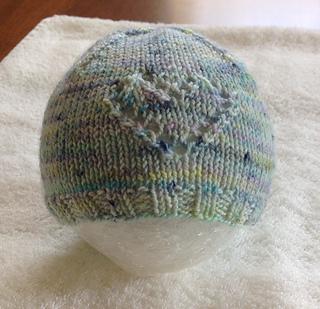 Ravelry  Scrappy Sock Yarn Preemie Hat pattern by Greg Cohoon 2161f29471d