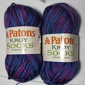 Ravelry: Patons North America Kroy Socks