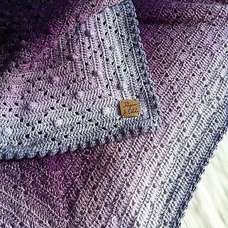 Ravelry The Bakewell Blanket Pattern By Jollijenni Amp Chlola