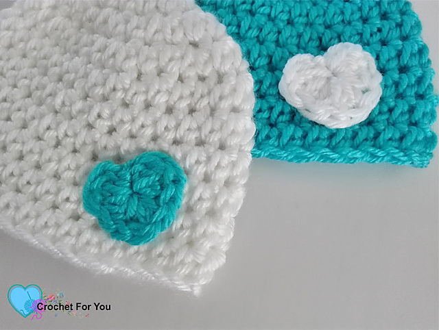 Ravelry: Little Heart Preemie Hat pattern by Erangi Udeshika