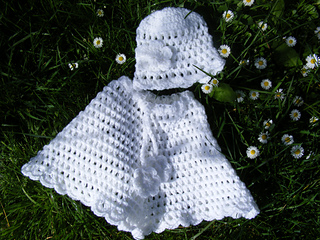 Ravelry Baby Poncho Hat Pattern By Emma L Jones