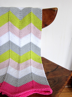 Ravelry: Chevron Baby Blanket pattern by Espace Tricot : pattern for chevron baby quilt - Adamdwight.com