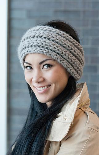Ravelry Ribbed Headband Pattern By Helen Firing