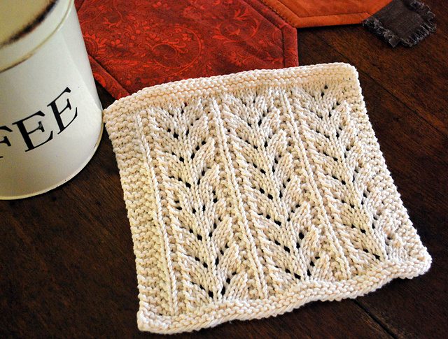 Ravelry: Churchmouse Diagonal Lace - patterns