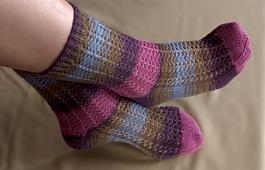 Jibber Lace Sock PDF