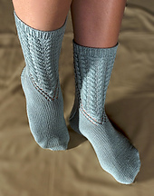 Arched Gusset Sock PDF