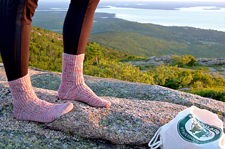 Acadia-tidepool-socks-on-cadillac-mt-closeup_small2