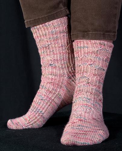 Acadia Tidepool Socks PDF