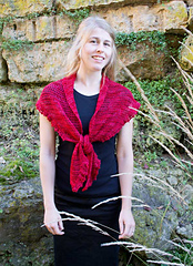 Berry-tart-shawlette--tied-in-front-jessy-standing_small