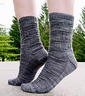 Inukshuk Socks PDF