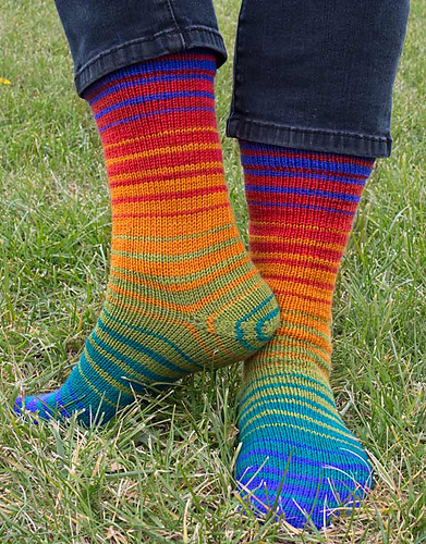 Saudade Socks PDF