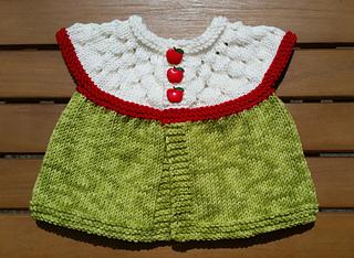 Ravelry Watermelon Baby Cardigan Pattern By Stitchylinda