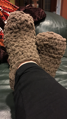 Ravelry Boots Amp Slippers Pattern By Pamela Bastian