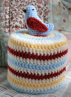 Ravelry Bird Toilet Roll Paper Cover Pattern By Little Doolally