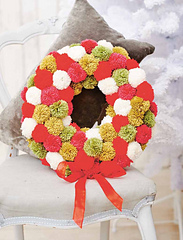 Nicki-trench-pom-pom-wreath-womans-weekly_small