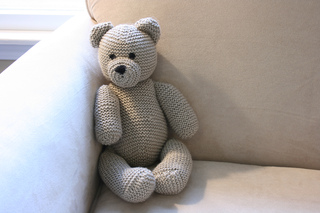 Amigurumi Teddy Bear Free Patterns : Ravelry: teddy bear pattern by debbie bliss