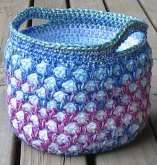 Moroccan Basket Free Crochet Pattern : Ravelry: Moroccan Basket pattern by Tamara Kelly