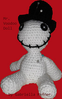 Amigurumi Doll Anleitung : Ravelry: Amigurumi Pattern Voodoo Doll / Amigurumi ...
