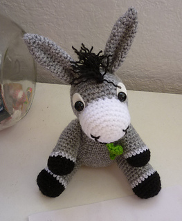 Ravelry  Perki the donkey pattern by Gaëlle Quemener 9e14d646d