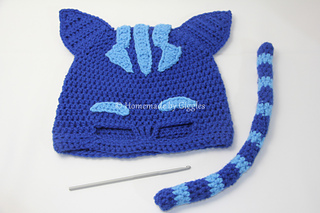 Ravelry  Catboy-Inspired Hat pattern by Homemade by Giggles da70b36ebc5