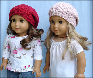 Ravelry Lucy Hat For 18 Inch American Girl Dolls Pattern