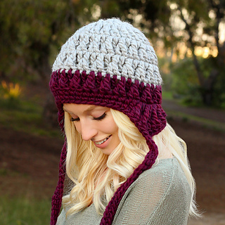 c990892473a Ravelry  Alaska Beanie pattern by Julie King