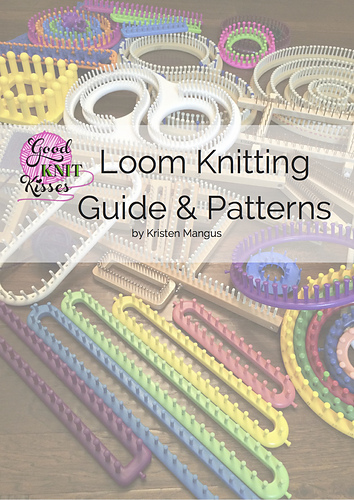 Loom Knitting Free Patterns : Ravelry loom knitting guide patterns nd edition