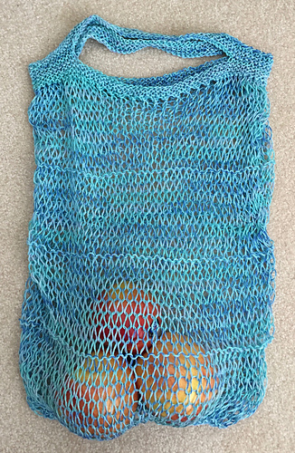 Ravelry Lizs Magic String Bag Pattern By Elizabeth Chlipala