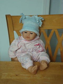 Ravelry Generic Baby Toques Pattern By Jacqueline Baines