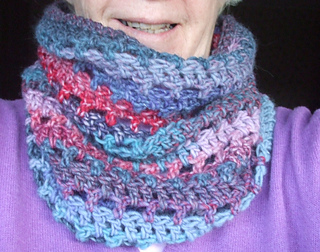 Ravelry: Lace Hat, Scarf, and Cowl pattern by Sirdar