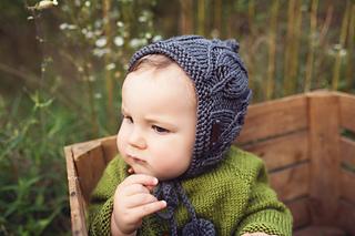 f0ab59865bb Ravelry  Fauna Pixie Hat pattern by Gynka Knitwear