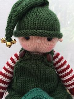Ravelry: Jingle Jangle the Elf pattern by Pat Alinejad