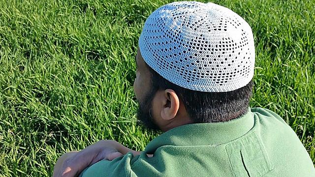 Ravelry Triangle Filet Kufi Pattern By Muslimstitchcraft
