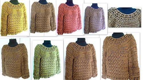 399bc6d43b89 Ravelry  866-M-L Oversized Chunky Pullover pattern by Emi Harrington